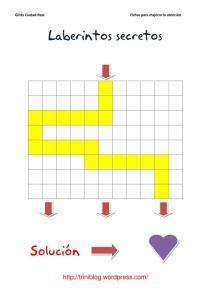 laberientos secretos-1 solución