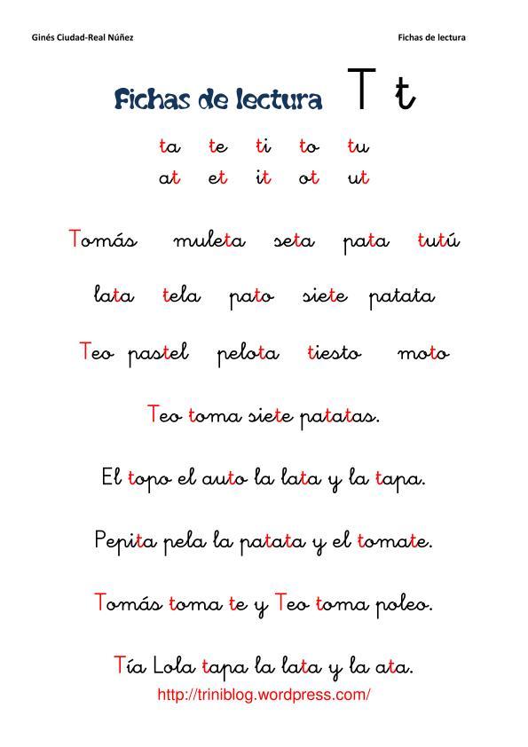 palabras con la letra n