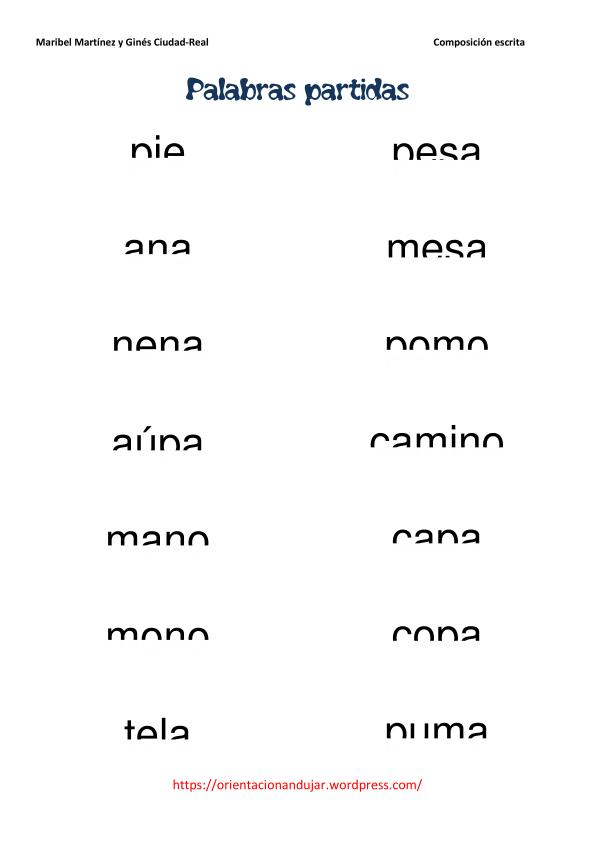 palabras partidas-2-letra arial