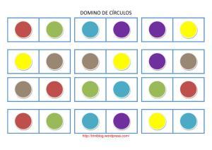 domino círculos