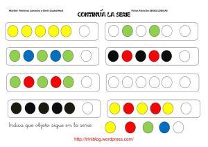 Continua la serie con formas y colores-2