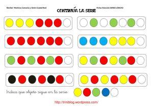 Continua la serie con formas y colores-3
