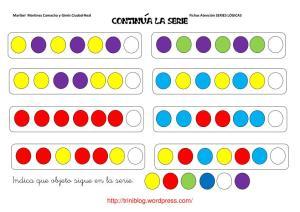 Continua la serie con formas y colores-4