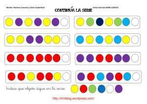 Continua la serie con formas y colores-5
