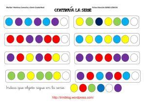 Continua la serie con formas y colores-6