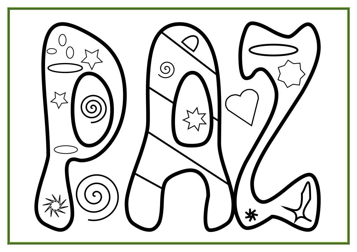 Colecci n de materiales para trabajar el d a de la paz for Materiales para pintar un mural