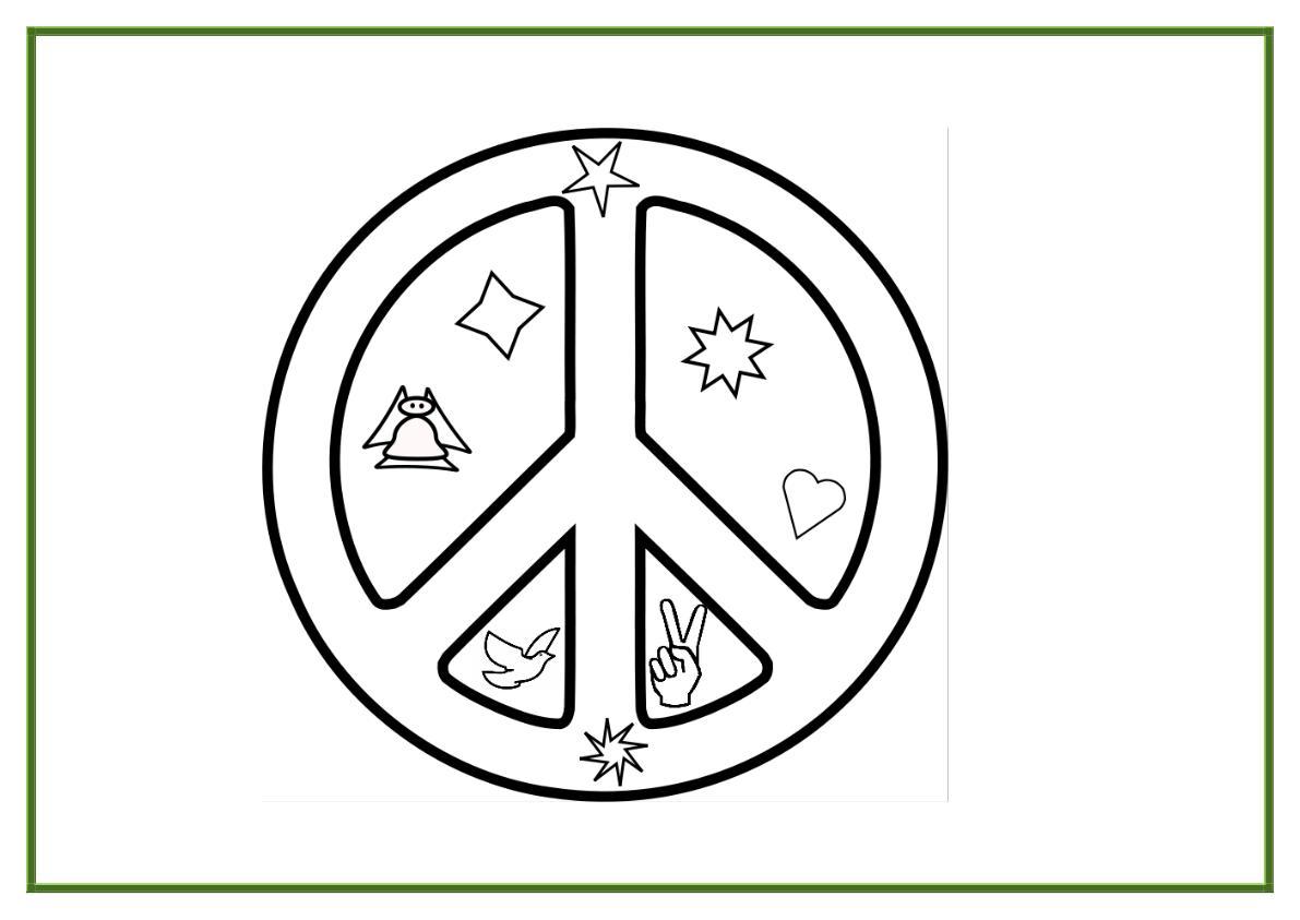 Colección de materiales para trabajar el día de la Paz ...